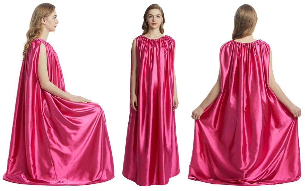 Red Rose Yoni Steam Gown