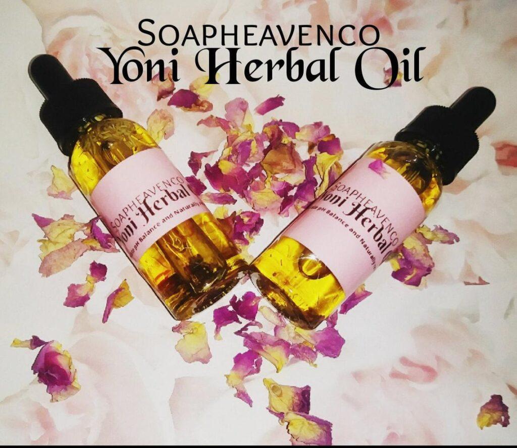 Yoni Herbal Oil